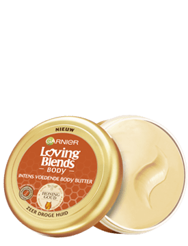Inhoud Loving Blends Honing Goud Body Butter