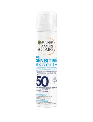 Verpakking Sensitive Expert+ Spray SPF50